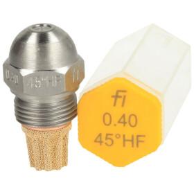 Fluidics Instruments Oil nozzle Fluidics 0.40-45 H