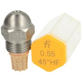 Fluidics Instruments Öldüse Fluidics 0,55-45 H
