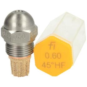 Fluidics Instruments Öldüse Fluidics 0,60-45 H