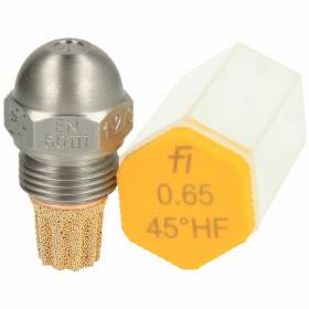 Fluidics Instruments Öldüse Fluidics 0,65-45 H