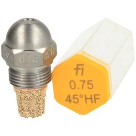 Fluidics Instruments Oil nozzle Fluidics 0.75-45 H