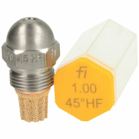 Fluidics Instruments Öldüse Fluidics 1,00-45 H