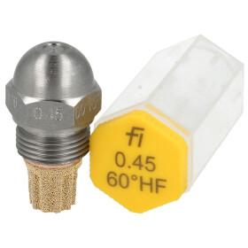 Fluidics Instruments Oil nozzle Fluidics 0.45-60 H