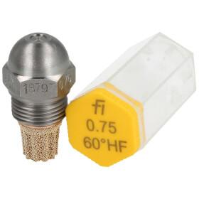 Fluidics Instruments Öldüse Fluidics 0,75-60 H