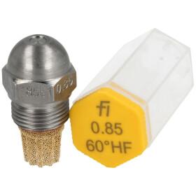 Fluidics Instruments Oil nozzle Fluidics 0.85-60 H