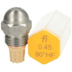 Fluidics Instruments Oil nozzle Fluidics 0.45-80 H