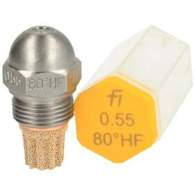 Fluidics Instruments Oil nozzle Fluidics 0.55-80 H