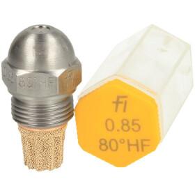 Fluidics Instruments Oil nozzle Fluidics 0.85-80 H