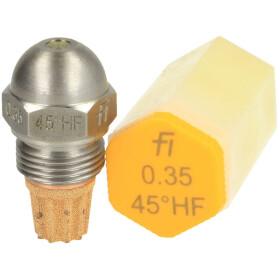 Fluidics Instruments Oil nozzle Fluidics 0.35-45 H