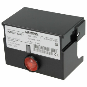 Elco Gas burner control unit LGB22.130 A27 1758445229