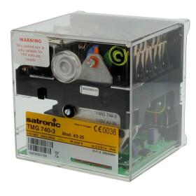 Combined burner control unit TMG740-3 mod. 43-35,...