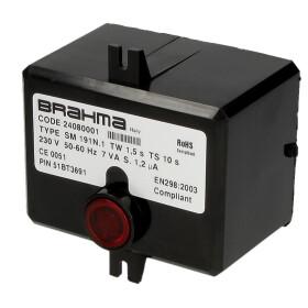 Gas burner control unit Brahma SM 191.1 24080001 20083301