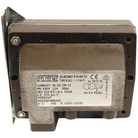 Giersch Ignition transformer 2 x 5 kV 479020776