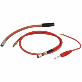 Giersch Ignition cable with plug black 479027331