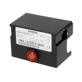 Oertli Gas burner safety control box LGA 63.191A27 191972