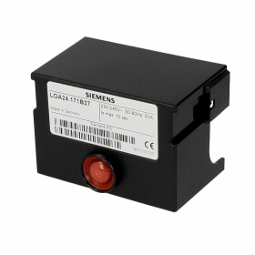 MHG Oil burner safety control box LOA24.171B27 95.95249-0025
