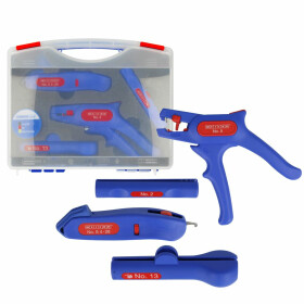 Weicon Professional stripping tool set 52880001