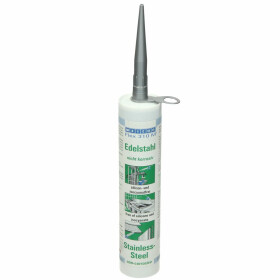 Weicon Flex 310M adhesive and sealant stainless steel...