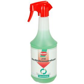 Sotin 216 surface neutralizer hand spraying bottle 216-1