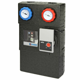 ESBE heating circuit set unmixed circuit with Wilo pump...