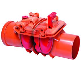Kessel Double-flap backwater valve Staufix DN 200 for...