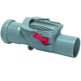 Kessel Double-flap backwater valve Staufix for...