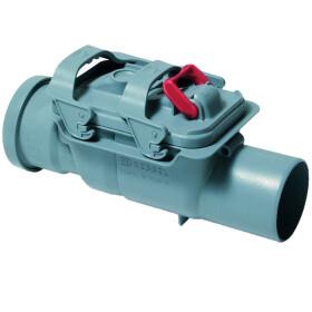 Kessel Double-flap backwater valve Staufix DN70 for...
