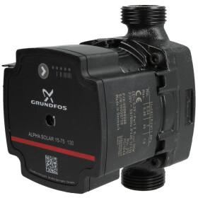 Grundfos ALPHA SOLAR 15-75 130 solar pump 98989298