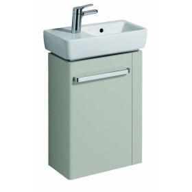 Keramag Renova Nr.1 Comprimo washbasin vanity unit, right