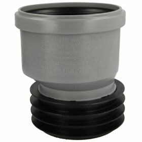 HT universal connecting sleeve Airfit-Plus DN 125 x 125