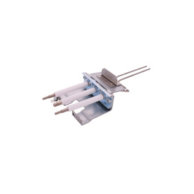 Viessmann Ignition and monitoring block with bracket 7812661