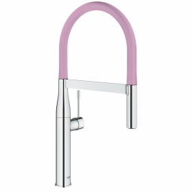 Grohe Single-lever sink mixer Essence pull-out profi...