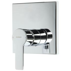 Single-lever shower mixer HANSALIGNA 83879513