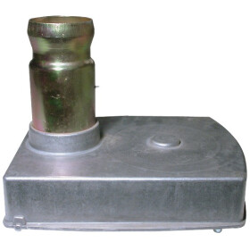 MHG Housing with combustion tube 95.21110-0060