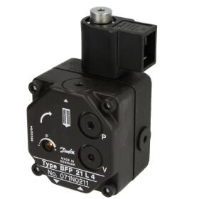 Oil pump BFP21L4, nozzle outlet - right Buderus DE / RE / BD