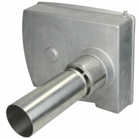 MHG Housing with combustion tube 180 mm 95.21110-0068
