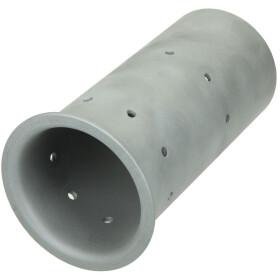 MHG CCombustion tube ceramic 12 x 4 mm 95.22240-0108
