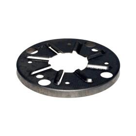 Weishaupt Pressure plate 23220014417