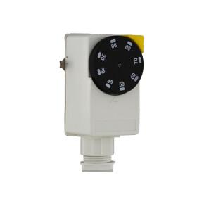 Anlegethermostat, Rohranlagethermostat  AT90 20 - 90 Grad
