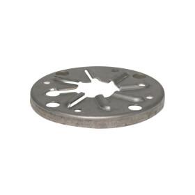 Pressure plate Weishaupt WG 10-A NA 232 100 1423/7