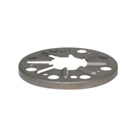 Weishaupt Pressure plate 23220014167