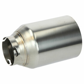 Wolf Flame tube for steel boiler 2414301