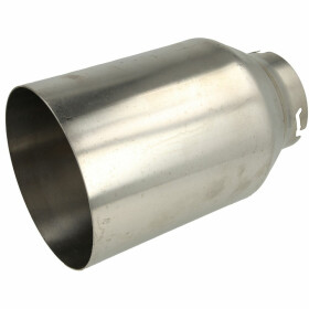 Wolf Flame tube for cast iron boiler 2414315
