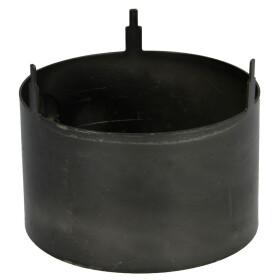 Wolf Flame tube top EK 2414336