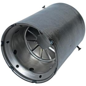 Flame tube/mixer unit for Riello 3 BMR#161 3006001