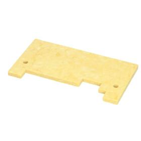 Elco Isolierung Brennerplatte 200 x 110 x 7 mm 4966010660