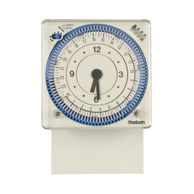 Theben timer SYN 169 S, analogue timer, wall/front panel...