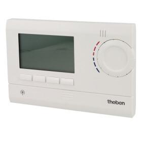 RAM813 top HF, set A, Theben digital timer thermostat...