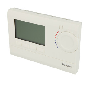 Theben Digital-Uhrenthermostat RAMSES 812 top 2