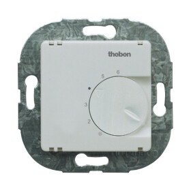 Theben flush-mounted room thermostat 1 NC RAM 741 no...